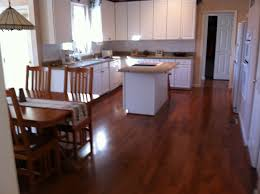 Dark Wood Floors In Kitchen Kitchen Wood Floors In Kitchen With Regard To Glorious Glossy
