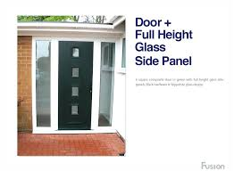 front door with glass panel s rel contemporry front door laminated glass panels