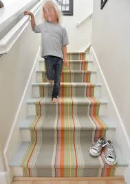 The Happy Staircase Rug Installation with Centsational Girl