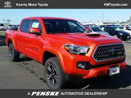 2018 New Toyota Tacoma TRD Sport Double Cab 5' Bed V6 4x2 ...