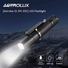 3Patterns strolux S1 XPL 1600LM 7/4modes EDC LED su geçirmez el feneri açık  meşale 18350/18650 - online alışveriş sitesi Joom'da ucuza alışveriş yapın