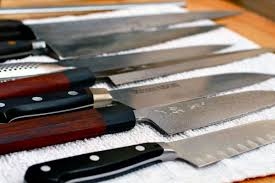 Knife Skills How To Sharpen A Knife  Serious EatsSharpening Kitchen Knives