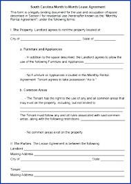 house rental agreement sample rental contract template free commercial lease agreement
