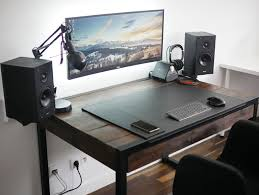 nice desktop computer desk ideas with awesome custom computer desk ideas 1000 images about ethan desk