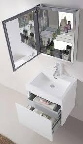 18 deep white sink vanity w 22 x d 18 x h 23