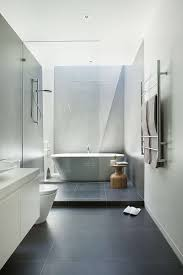 bathroom tile ideas use large tiles on the floor and walls the large