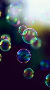 Moving Live Wallpaper Bubbles ...