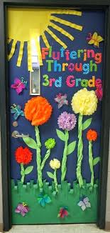 Spring classroom door decorations Fourth Grade Door Decorations For Spring Classroom Decor My Spring Door And Line Plot Kindergarten Door Decorations Revivame Door Decorations For Spring Revivame