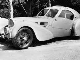 """57 """"der type 57 sc atlantic ist ein designmanifest von jean bugatti. Bugatti Type 57 Sc Atlantic Coupe Das Kostbarste Auto Der Welt"""