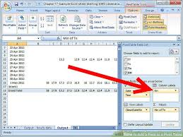What Is Pivot Table How To Add A Field To A Pivot Table 14 Steps With Pictures