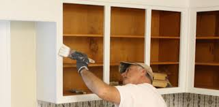 Refinishing Wood Kitchen Cabinets Cool How To Paint Kitchen Cabinet Boxes Today's Homeowner
