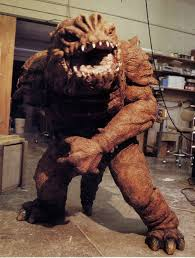 "Image result for monster from the movie ""return of the jedi"""
