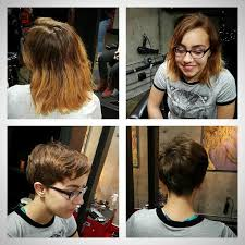 likewise  besides 21 best Long To Short Hair   Before And After Shots images on further  moreover  further Before and after  the haircut edition   The Foolish Obsession together with Gallery   Premier Cuts Hair Salons additionally  further  besides  together with . on dye hair before or after haircut