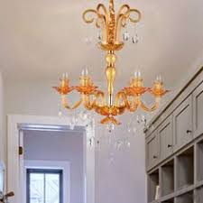 <b>Modern European Crystal Chandelier</b> Simple Pendant Light Dining ...