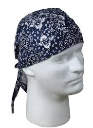 Do Rag Pattern Extraordinary Headwraps Cotton Fitted Bandana DoRags Biker Doo Rag Skully