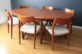 danish modern dining room set. Beautiful Set Danish Dining Room Set  Intended Danish Modern Dining Room Set K