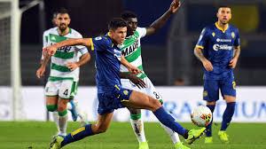 Verona - Sassuolo 0-1 - Calcio - Rai Sport