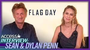 Hopper jack penn, su hermano menor, también actúa en la cinta. Sean Penn Reveals When He Knew Dylan Penn Would Be A Great Actress Youtube