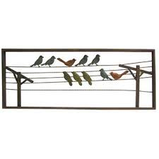 birds on a wire wall art hobby lobby