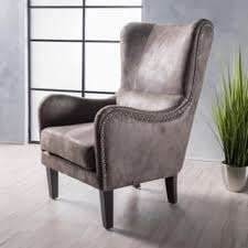 high back living room chairs discount. lorenzo high-back studded fabric club chair by christopher knight home high back living room chairs discount i