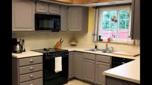 Wood Vintage Plain Panel Door Hazelnut Cost To Install Kitchen Cabinets  Backsplash Mirror Tile Glass Travertine