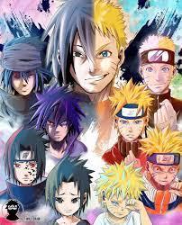 5 Shades of Naruto and Sasuke