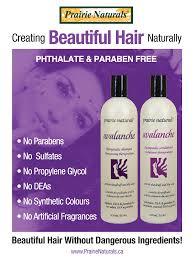 prairie naturals hair care line