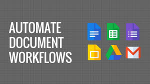 Google Forms Download Charts Automate Document Workflow With Google Docs Gmail Google Forms And Sheets
