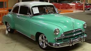 1949 Chevrolet Deluxe Hot Rod - YouTube