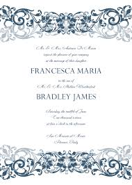 Invitation Word Template Free Wedding Invitation Templates For Word Best Business Template 1