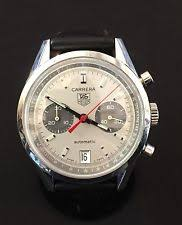carrera watch vintage tag heuer carrera chronograph jack heuer cv2117 sv5294 40th limited ed