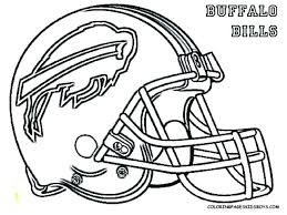 Football Coloring Pages Nfl Helmets Royaltyhairstorecom