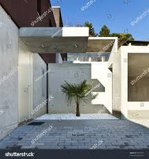 stupendous modern exterior lighting. Stupendous Modern House Entrance View Beautiful Outside Stock Photo Exterior Lighting U