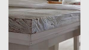 Esstisch Massiv Vintage Weiss 180x90 Tisch Küchentisch Kiefer Weiß