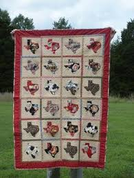 Bobbidink's Doings: Anytown, Texas Quilt | Texas Quilts ... & I SOOOO want to do this one with my Moda Texas prints I picked up during Adamdwight.com
