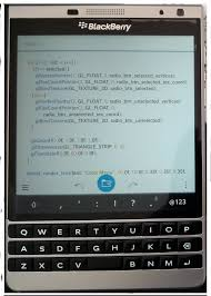 File:BlackBerry Passport Silver Edition ...