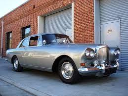 1964 Bentley Continental - Alma | Bentley, Retro cars, Gone in 60 seconds