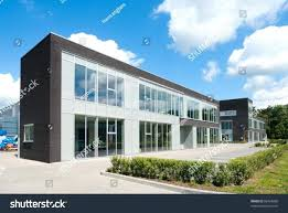 small office building design. Small Office Building Design Really Encourage Mesmerizing Modern Against A Nice Cloudy Sky 17