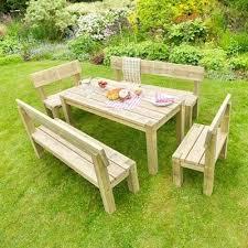 wooden garden furniture sets zest 4 leisure wooden table bench garden set wooden garden furniture