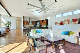 living room with ceiling fan awesome mid century modern ceiling fan decorated in living room ideas