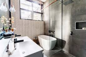 chris and jenna ensuite from the block glasshouse
