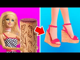 20 creative ideas for your barbie doll