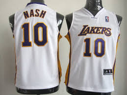 Nba Swingman Size Chart Shopping Jersey Lakers 10 Nash White Youth Quv9566 Nba