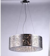 Bird Ceiling Light Fixture New 9 Light Drum Shade Bird Nest Chandelier Pendant Ceiling