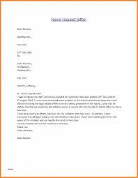 Lovely Sick Leave Letter Format For School Regulationmanager Com