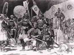 The Fall Of The Samurai In Late Tokugawa Japan Guided History
