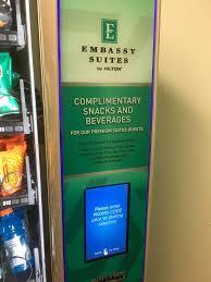 Vending Machines Charlotte Nc Impressive Premium Floor Complimentary Snack Beverage Vending Machine Yelp