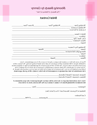 Freelance Makeup Artist Contract Templates Awesome Resume Makeup