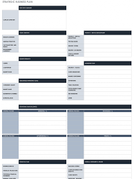 How To Create Nonprofit Business Plan Non Profit Template
