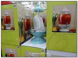 costco drink dispenser glass beverage dispenser costcoca beverage dispenser
